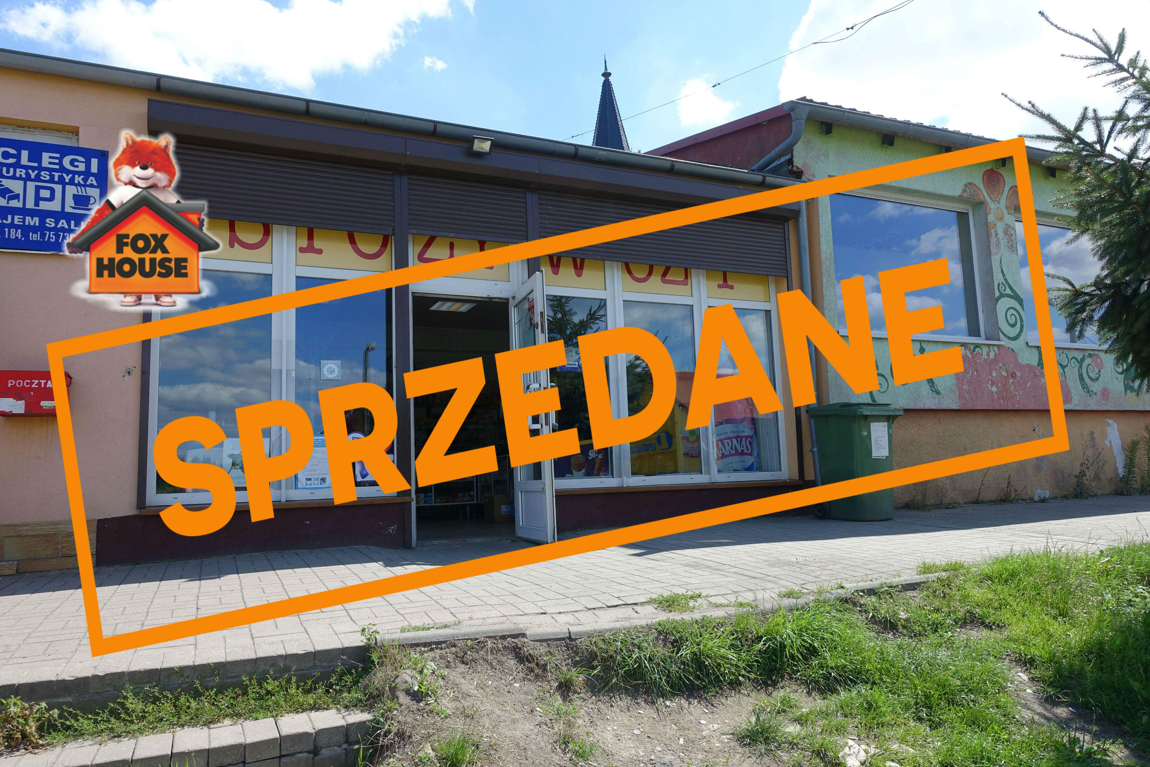 Lokal użytkowy w Tomaszowie Bolesławieckim