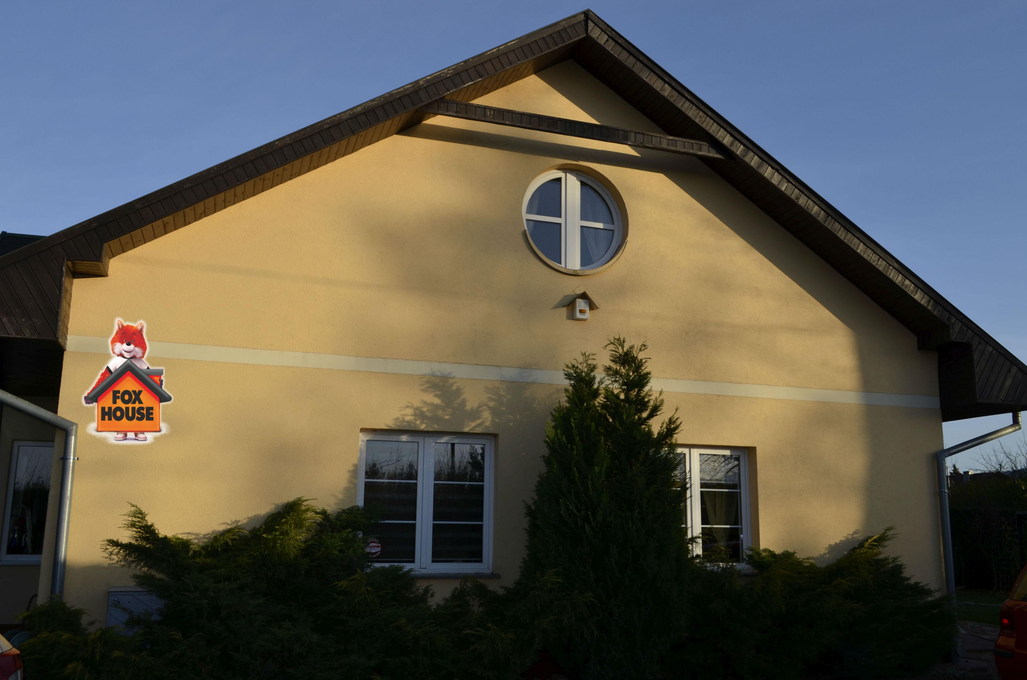 Dom wolnostojący w Mysłakowicach.
