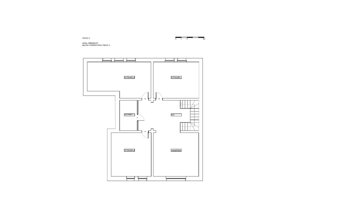 RZUT 3 Piętro - Apartament