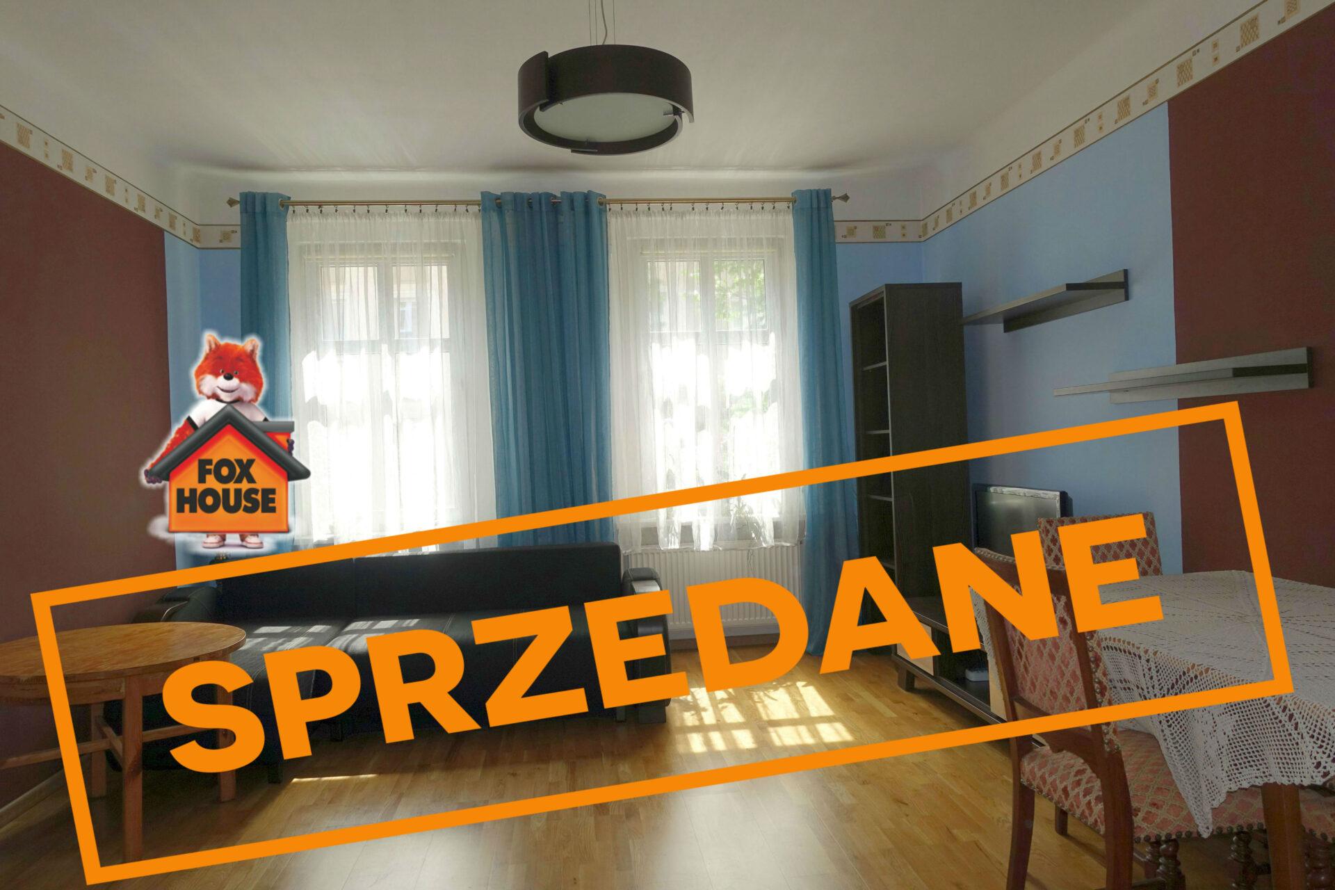 Mieszkanie 2-pokojowe przy ul. Bolesława Chrobrego