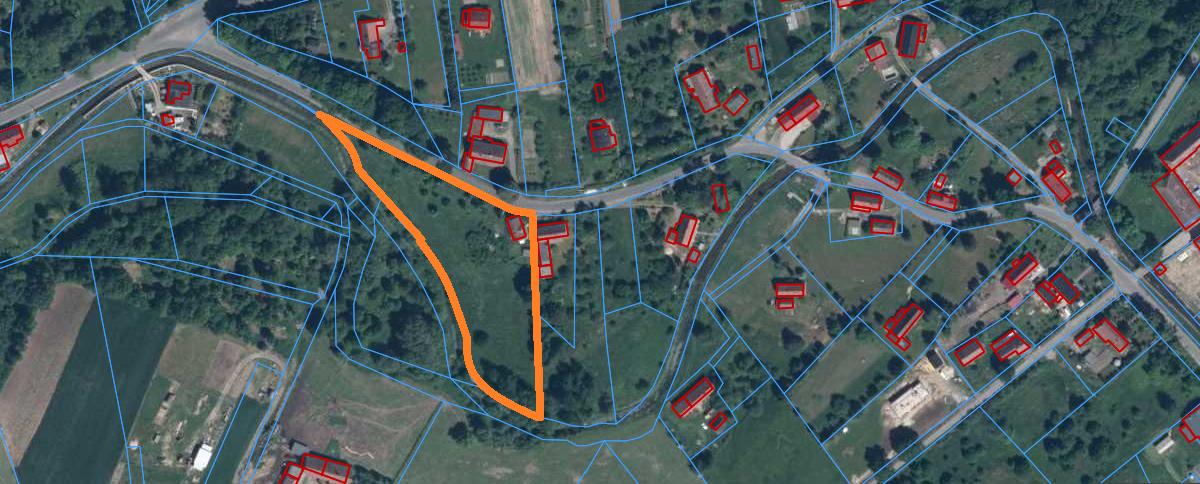 Satelita - mapa
