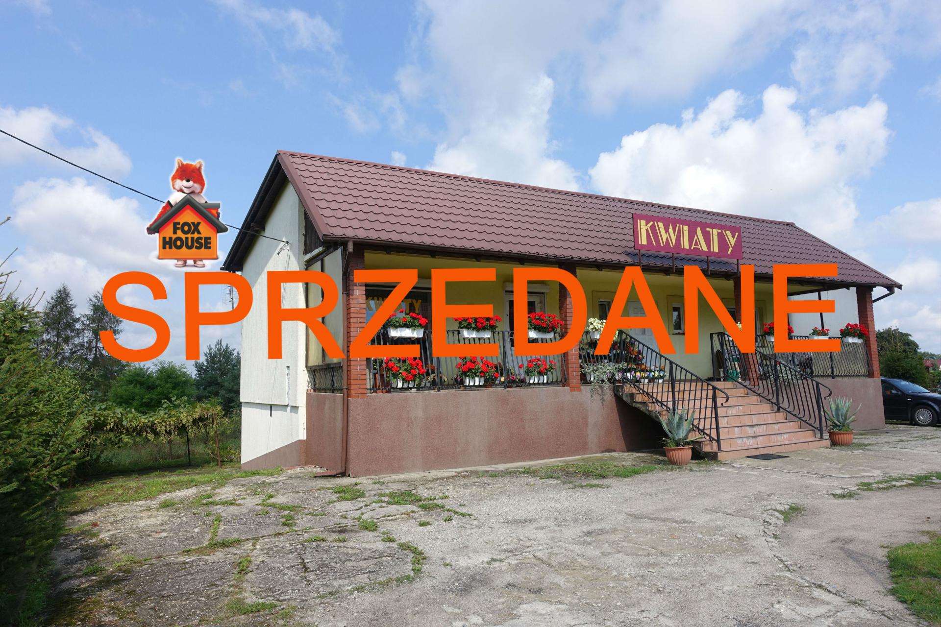Budynek użytkowy w Warcie Bolesławieckiej