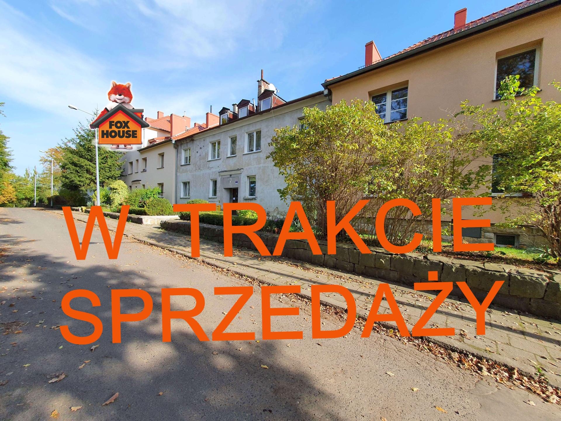 Mieszkanie 3-pokojowe z OGRÓDKIEM – Bolesławiec