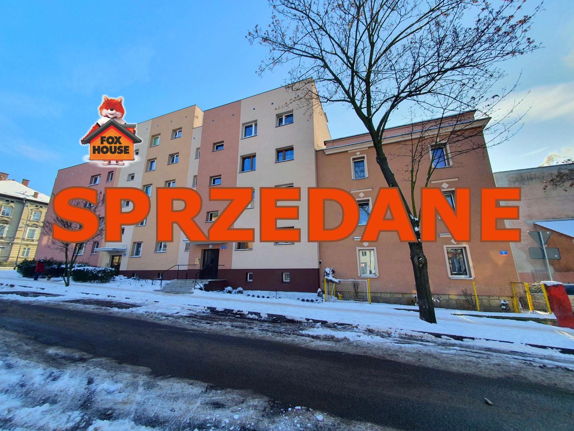 Mieszkanie 2-pokojowe, PARTER – Bolesławiec