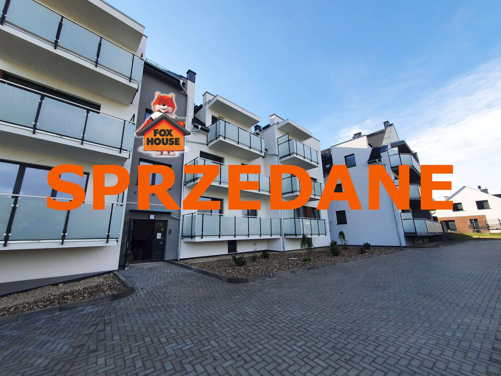 NOWE 2-pokojowe mieszkanie, miejsce postojowe – Bolesławiec