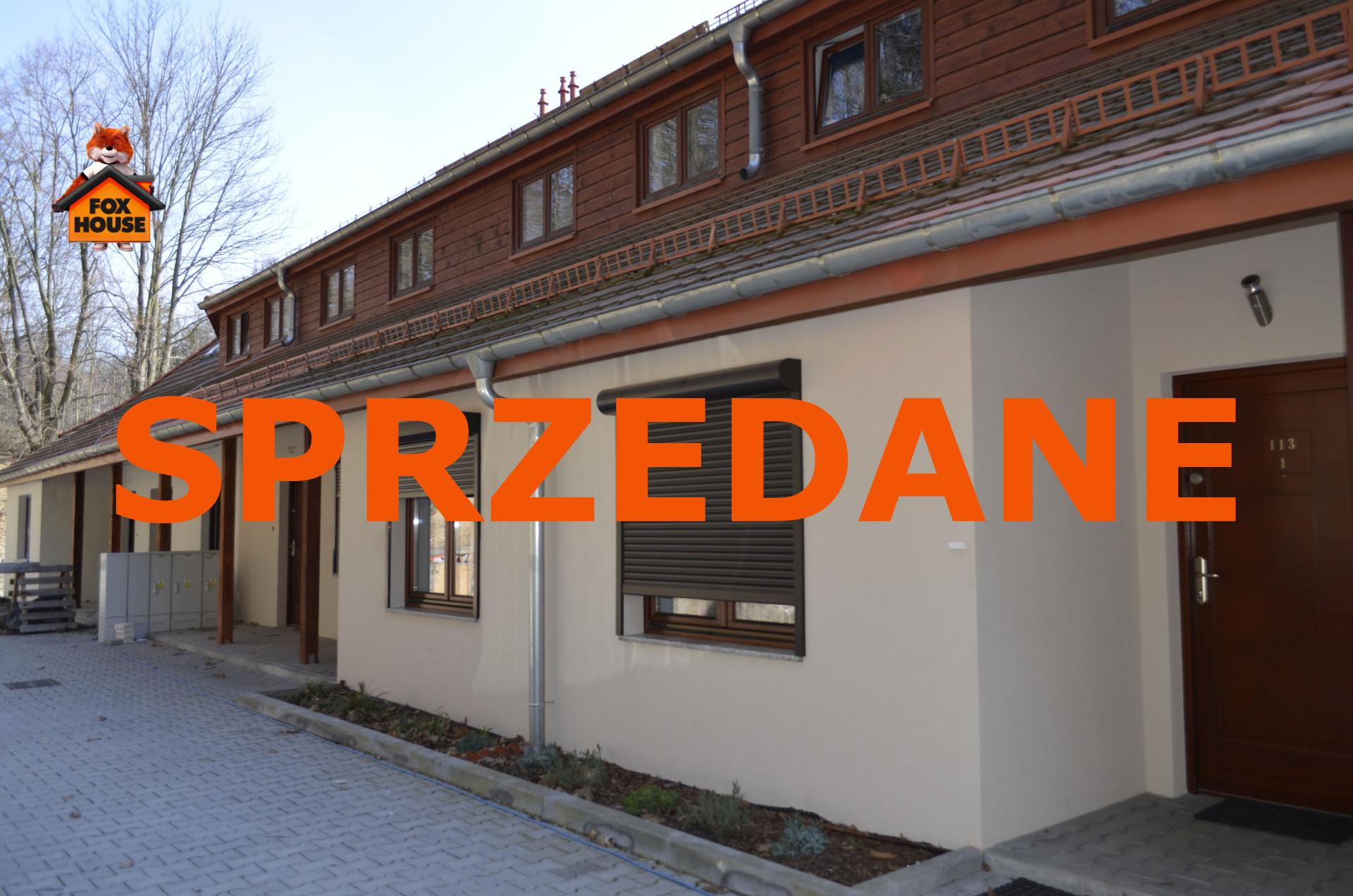 Apartament dwupoziomowy w Jeleniej Górze.