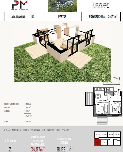 Apartament-Bursztynowa-parter-2