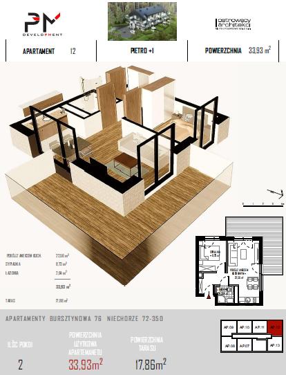 Apartament-Bursztynowa-piętro1-12