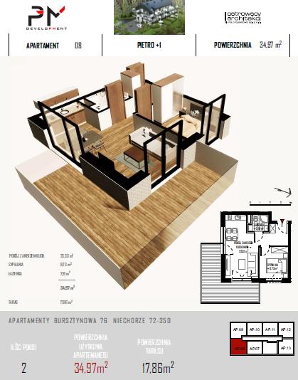 Apartament-Bursztynowa-piętro1-8